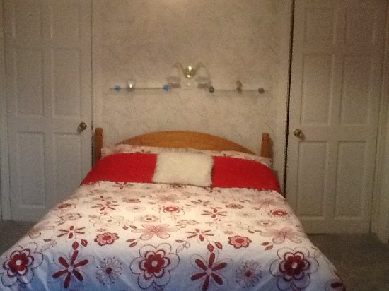 Trefriw, UK: Double ensuite