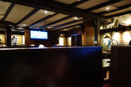 John Brewer's Tavern: inrichting