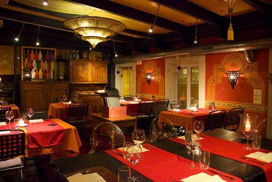 restaurant la terrasse la chaux de fonds 31 tripadvisor. Black Bedroom Furniture Sets. Home Design Ideas
