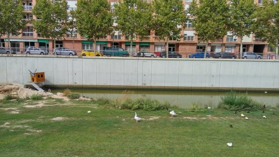 Tàrrega, España: Riu Ondara