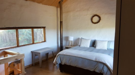 The Barn House Loft apartment bedroom - Picture of Zwakala ...