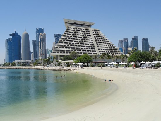 Sheraton Grand Doha Resort Convention Hotel Simplesmente Espetacular
