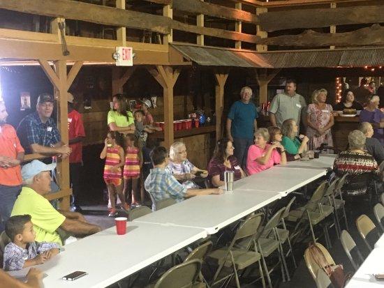 Willacoochee, GA: Family reunion