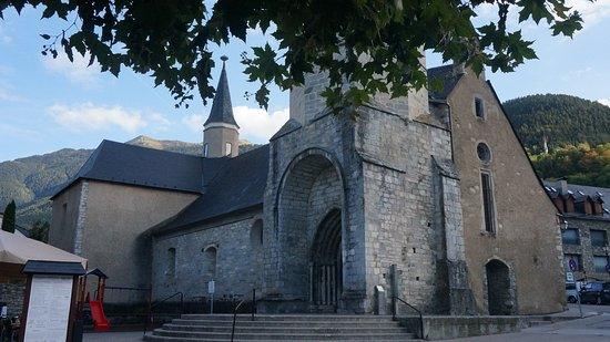 Vielha, Spain: Esglesia de Sant Miquel