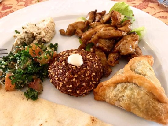 imagen Restaurante Libanes Beirut en San Bartolomé de Tirajana