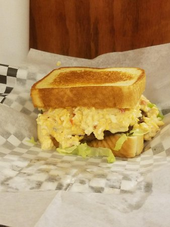 Lenoir, Carolina del Norte: Carolina burger