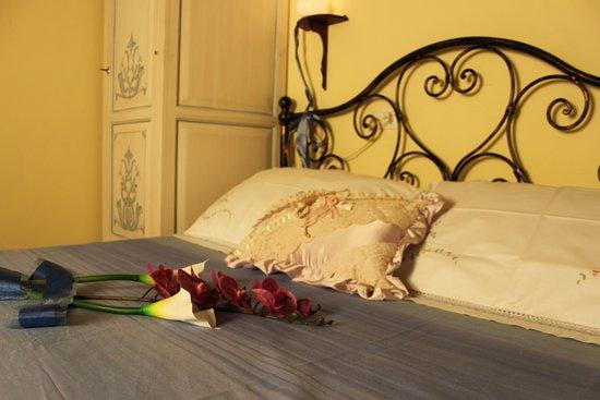 Ortignano Raggiolo, Italia: Camera matrimoniale