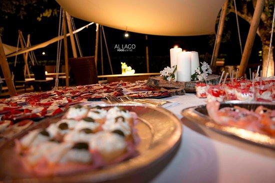 Al Lago amiamo fare festa  organizziamo banchetti e buffet 09e6f41bccb