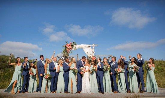 Sanderling Resort: Event Lawn Wedding