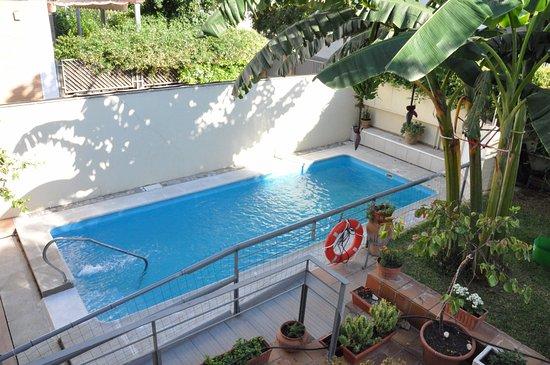 Lemon garden hostel sevilla s ville espagne voir les tarifs et avis auberge tripadvisor - Chambres d hotes seville ...