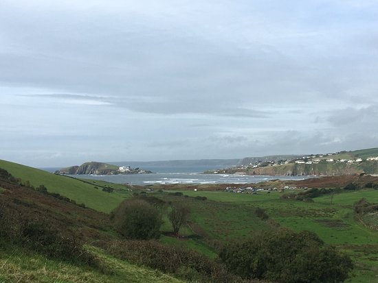 Thurlestone, UK: photo2.jpg