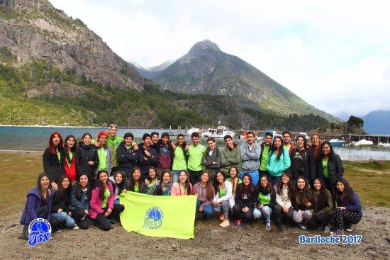 วิลลาร์ริกา, ชิลี: Giras de estudio