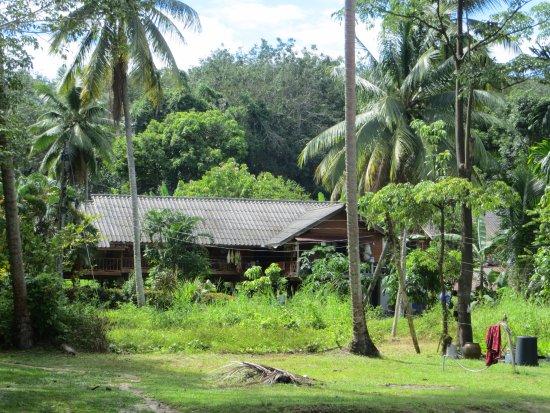 Koh Yao Yai: un village