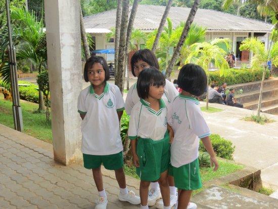 Koh Yao Yai: une école