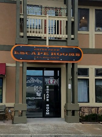 ‪Estes Park Escape Rooms Clueology‬