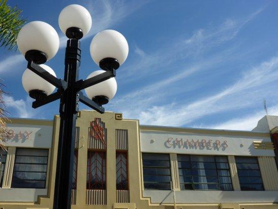 Napier Municipal Theatre: Hawkes Bay Building