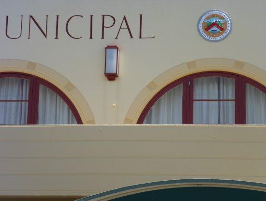 Napier Municipal Theatre: Municipal Building