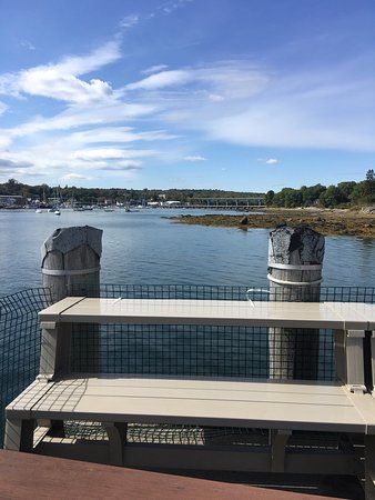 Belfast, ME: Young's Lobster Pound