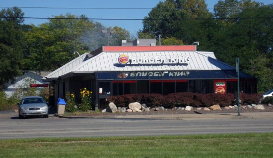 Burger King, Holt, MI