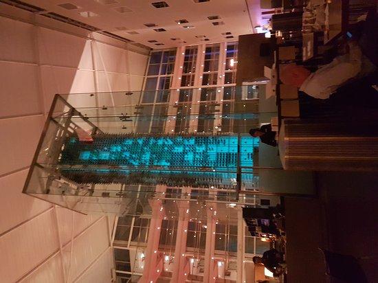 Collage Restaurant Radisson Blu Manchester Airport Tripadvisor