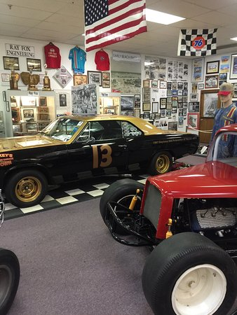 Living Legends of Auto Racing Museum of Racing History