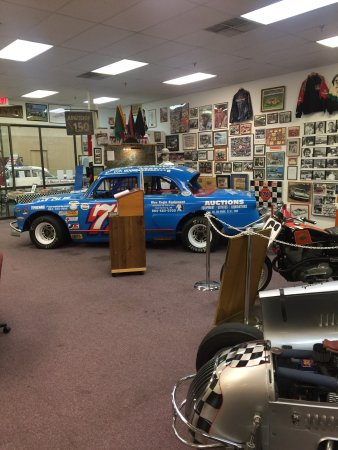 ‪‪South Daytona‬, فلوريدا: Living Legends of Auto Racing Museum of Racing History‬