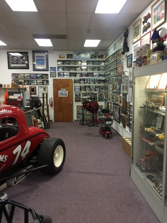 South Daytona, FL: Living Legends of Auto Racing Museum of Racing History