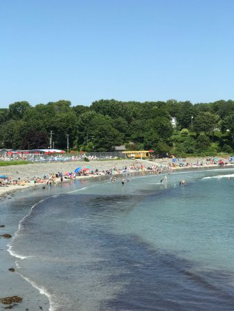 York Harbor, ME: Beach!