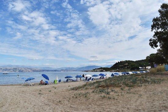 St. Spyridon First Beach: St Spyridon Beach