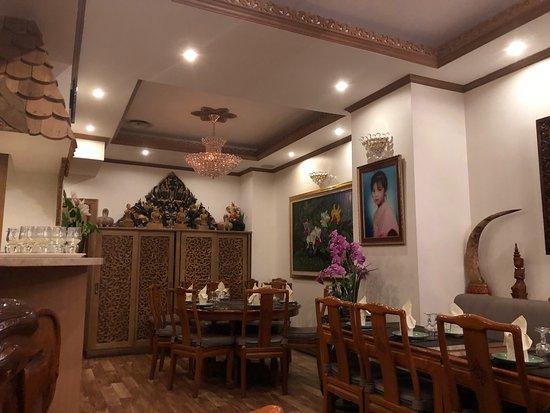 Restaurant Thai Paris  Rue Custine