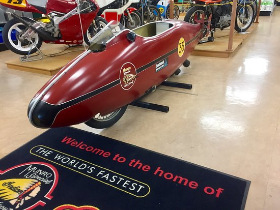 E Hayes and Sons - The World's Fastest Indian: photo1.jpg