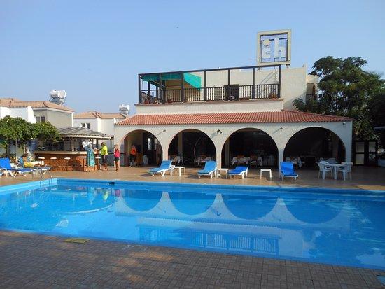 Chrysland Hotel : Piscina Hotel