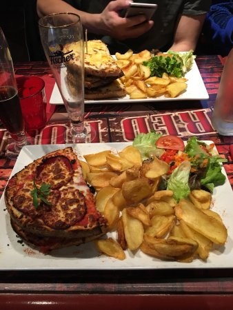 Restaurant Red Rock Cafe Chalon