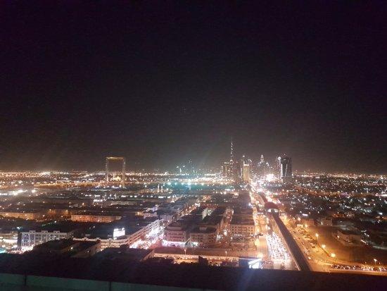 Park Regis Kris Kin Hotel: View from rooftop