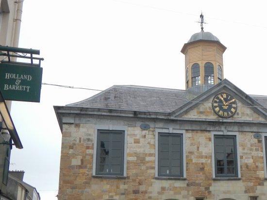Clonmel, Irlandia: historic landmark