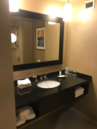 The Westin Baltimore Washington Airport - BWI: Nice, clean rooms