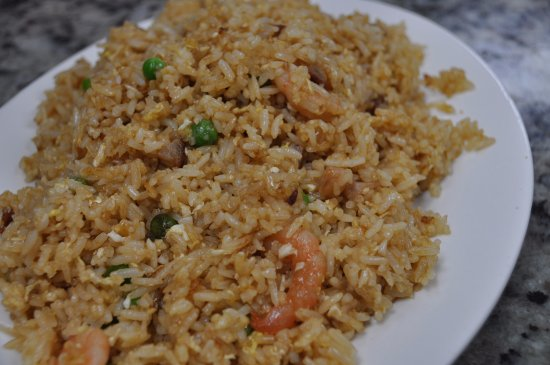 Fort Saskatchewan, Canadá: SPECIAL FRIED RICE