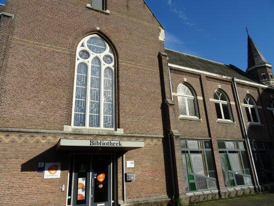 Bibliotheek VANnU Oudenbosch