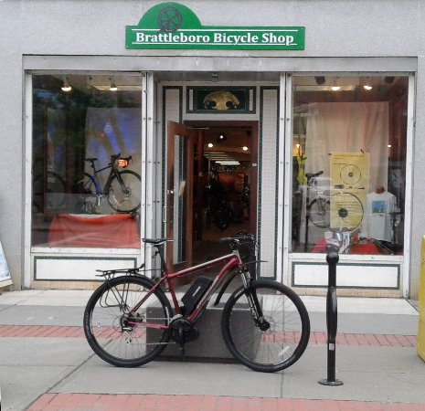 ‪Brattleboro Bicycle Shop‬