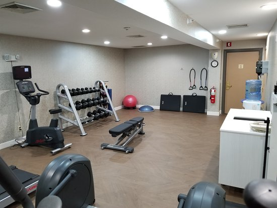 Holiday Inn Express Birch Run (Frankenmuth Area): Fitness Center