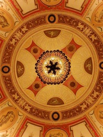 PlayhouseSquare: Ceiling