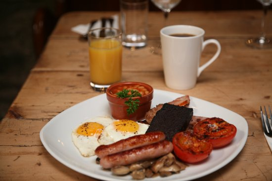 Dungarvan, Ireland: Full Irish Breakfast