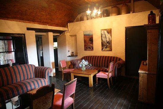 Dungarvan, Irlanda: The An Seanachai Room (Storyteller)