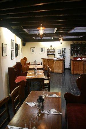 Dungarvan, Irlanda: The Restaurant