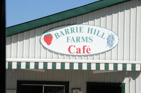 Minesing, Canadá: Cafe