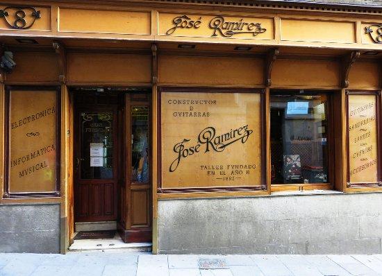 Guitarras José Ramírez