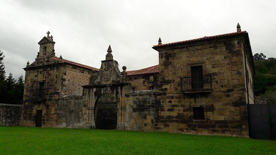 Palacio de la Rañada, en Liérganes