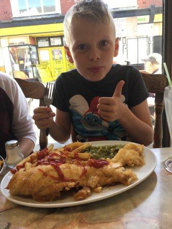 Deansgate Kitchen: Happy Boy!!