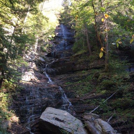 Lye Brook Falls