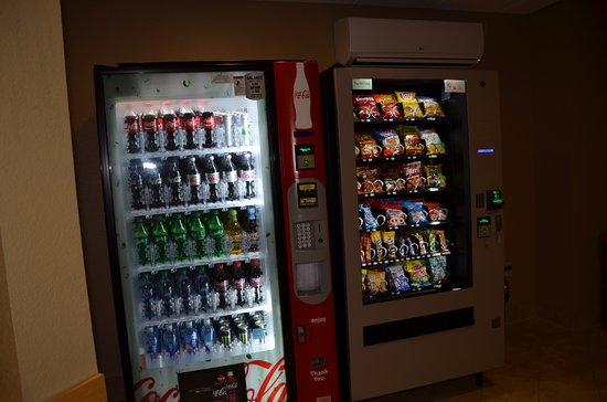 Vending Machines Down Hall Picture Of Great Wolf Lodge Southern California Garden Grove